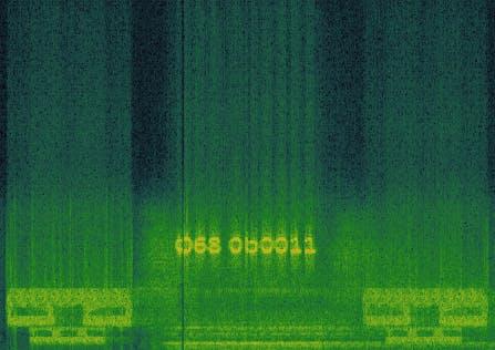 new audio code
