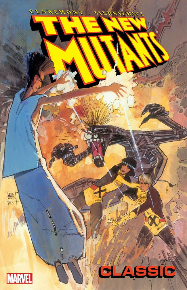 New Mutants Legion