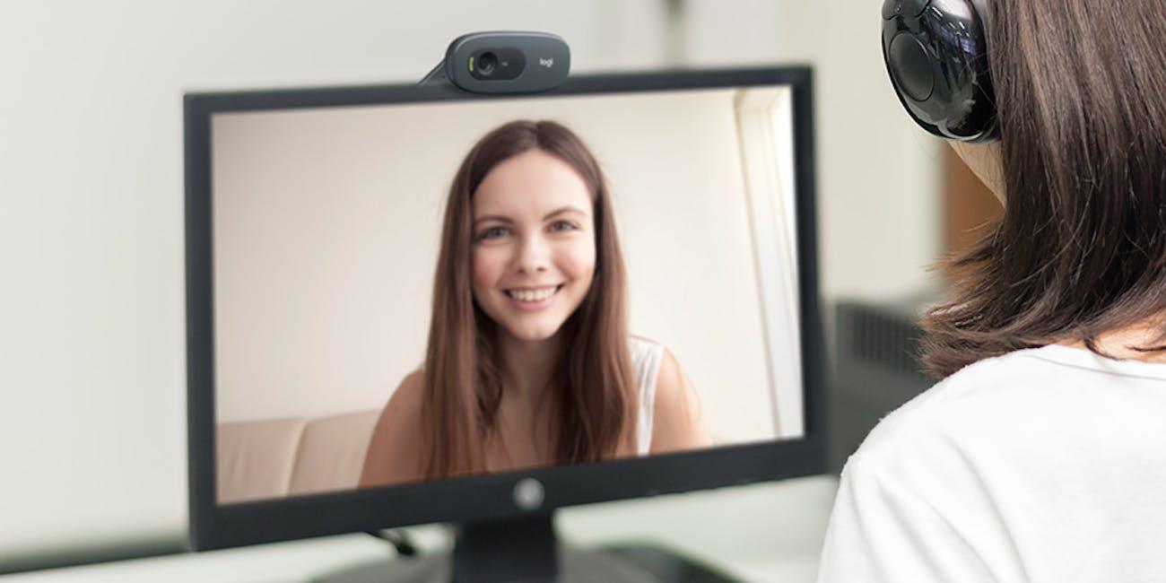 Computer Webcam for Streaming Desktop or Laptop