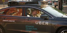 """Uber Confirms """"Testing"""" of Self-Driving Cars in San Francisco"""