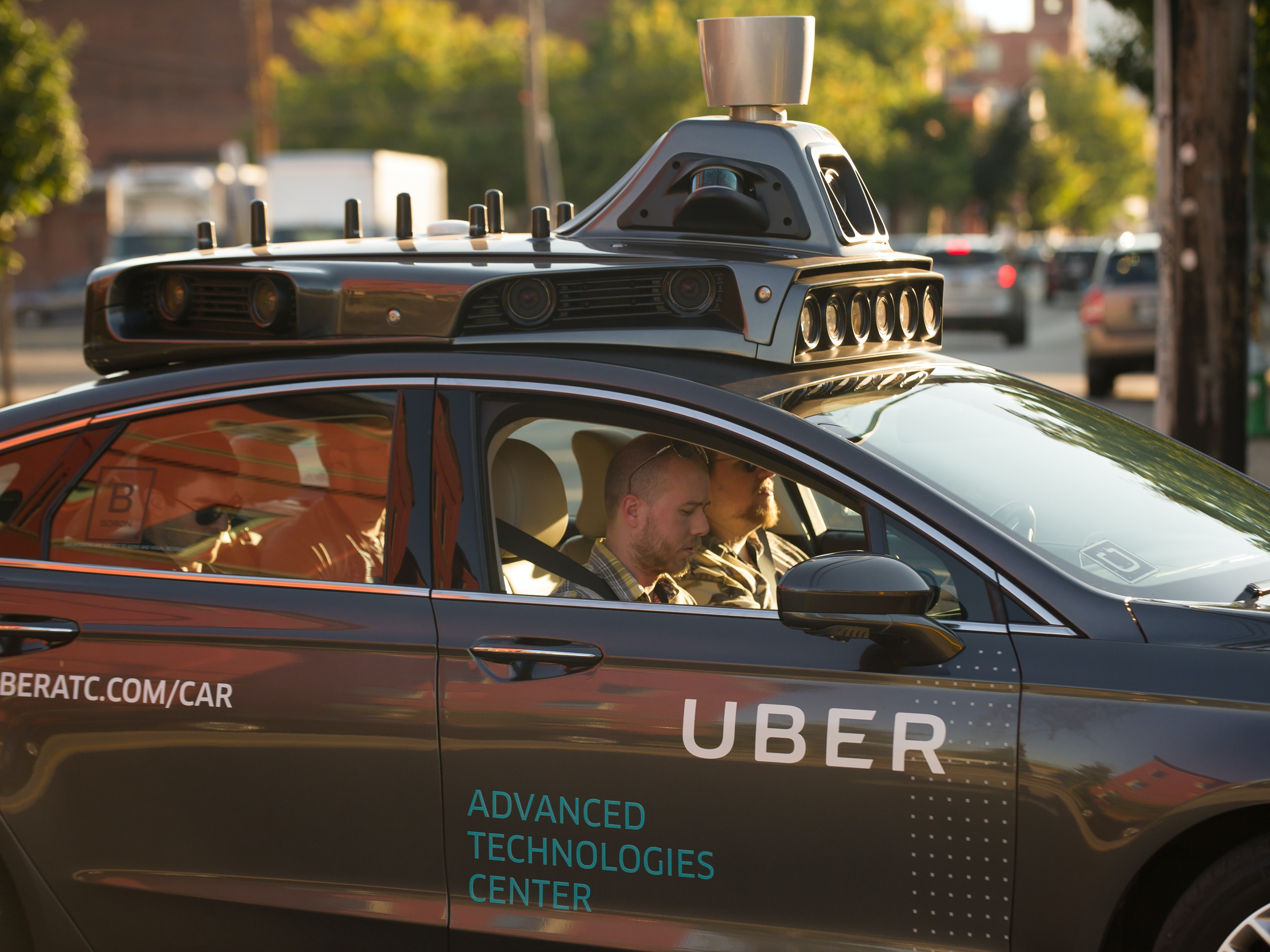 "Uber Confirms ""Testing"" of Self-Driving Cars in San Francisco"