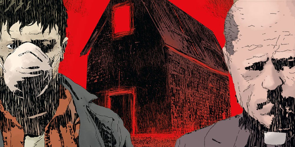 Gideon Falls TV Show Comics