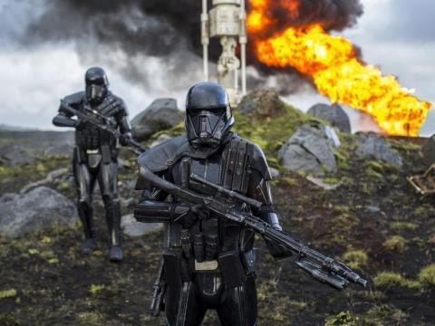 Donald Trump's White Nationalist Supporters Want to Boycott 'Rogue One'