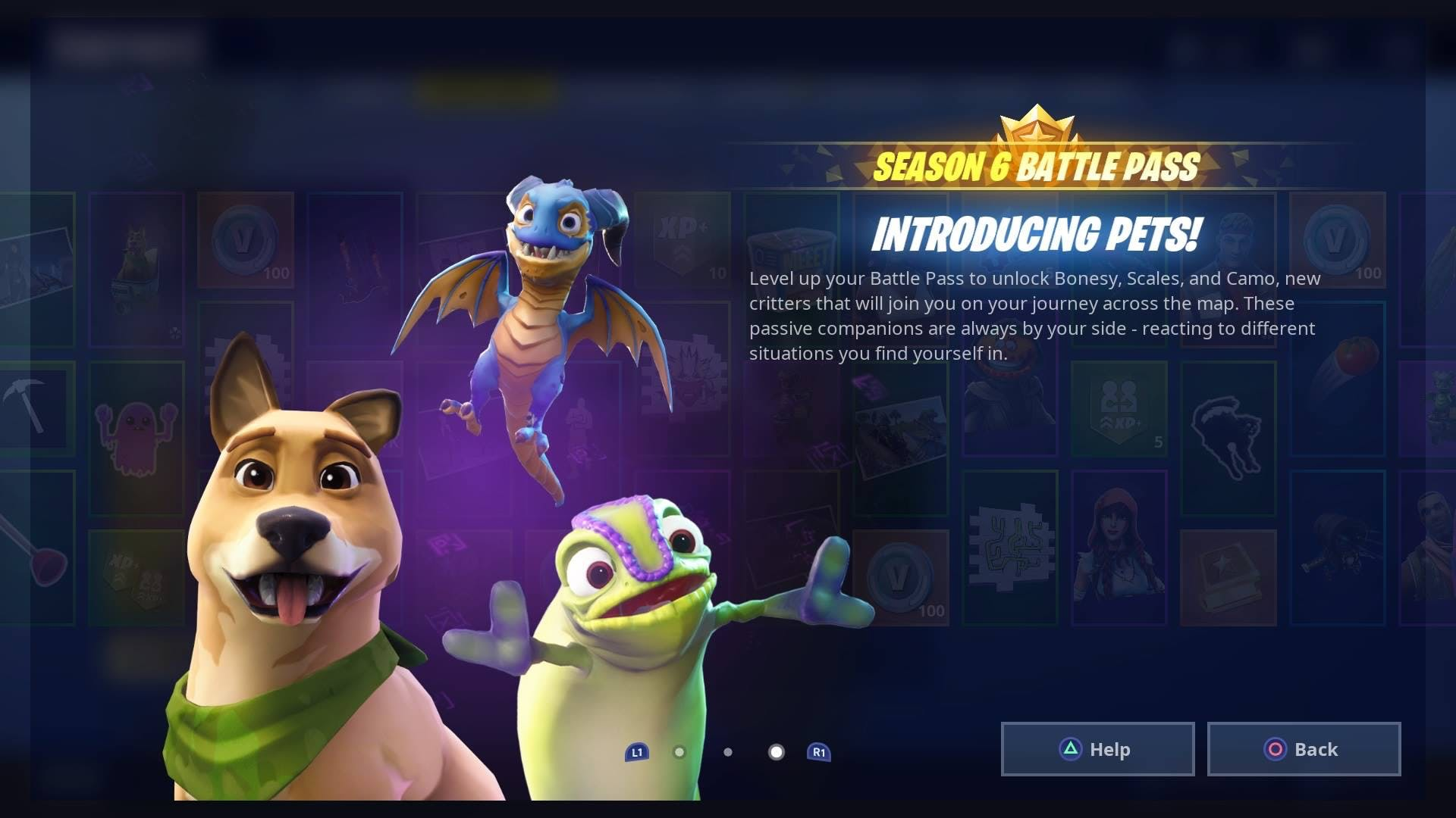 Fortnite Season 6 Pets How To Unlock The New Items A Definitive