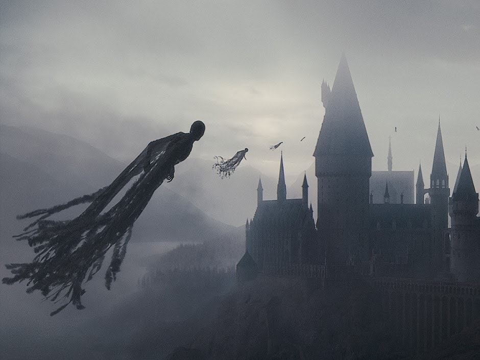 Harry Potter and the VFX Revolution