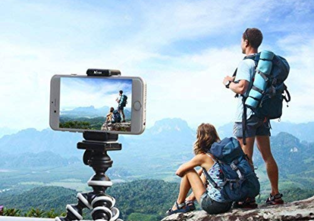 The 5 Top Rated iPhone Tripods on Amazon