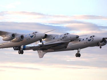 Virgin Galactic Looks to Next SpaceShipTwo Flight Test