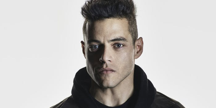 Rami Malek MR Robot Season 3 finale