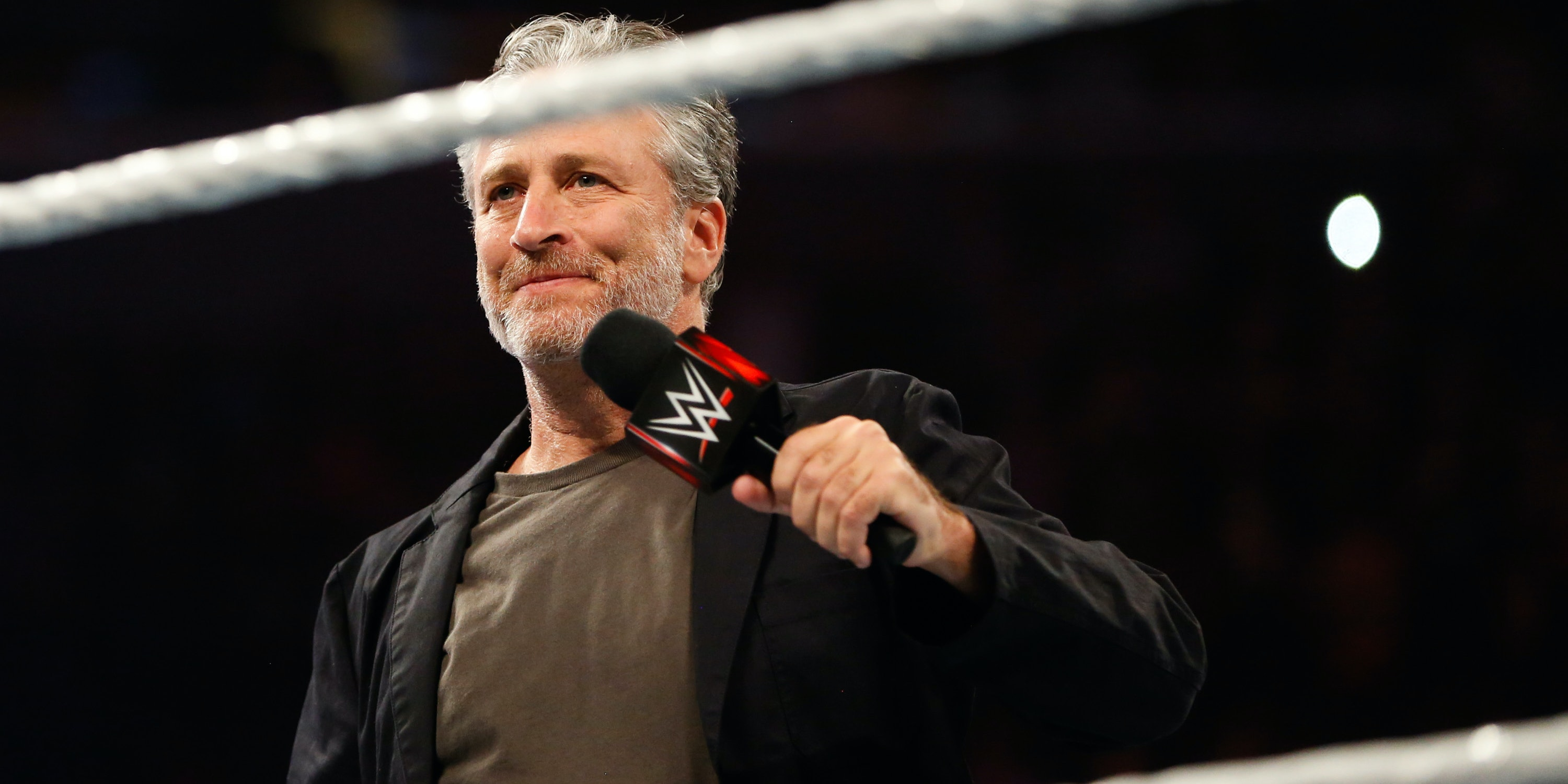 Jon Stewart Signs a Four-Year Contract with HBO