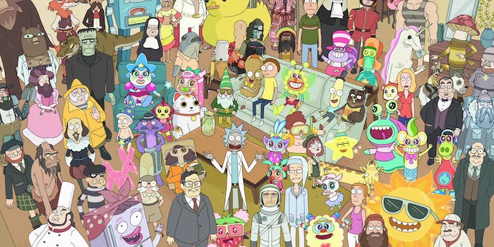 """Total Rickall"" is one of the best 'Rick and Morty' episodes ever, but it shouldn't get a direct sequel."