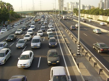 Will the Remote Economy Solve the Traffic Problem?