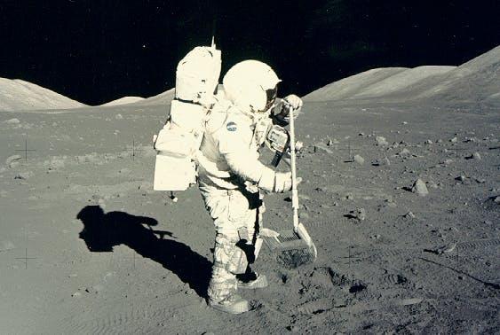 moon landing evidence - photo #48