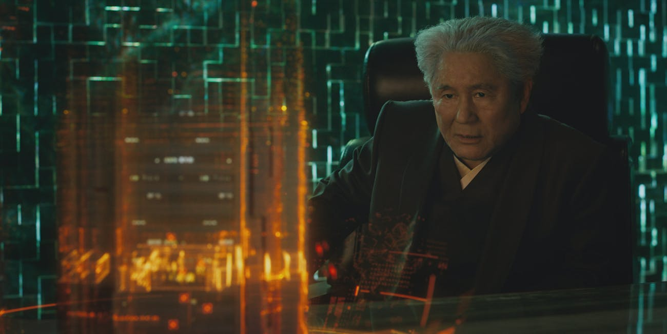 Ghost in the Shell Beat Takeshi