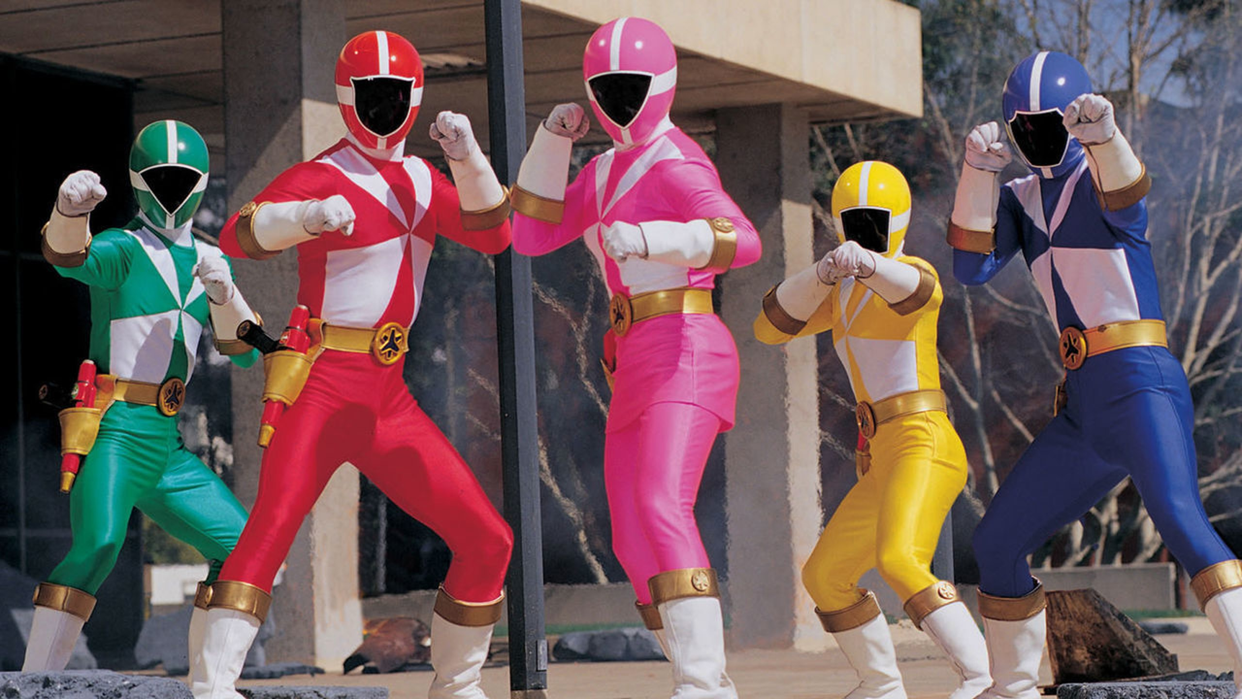 Ranking Every 'Power Rangers' Uniform, From Classic Series ...