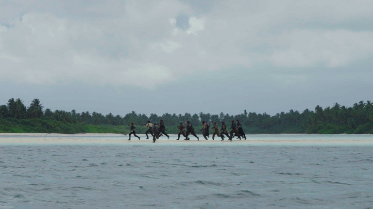 The Rebel attack, which is probably the climax of the movie, takes place on Scarif.