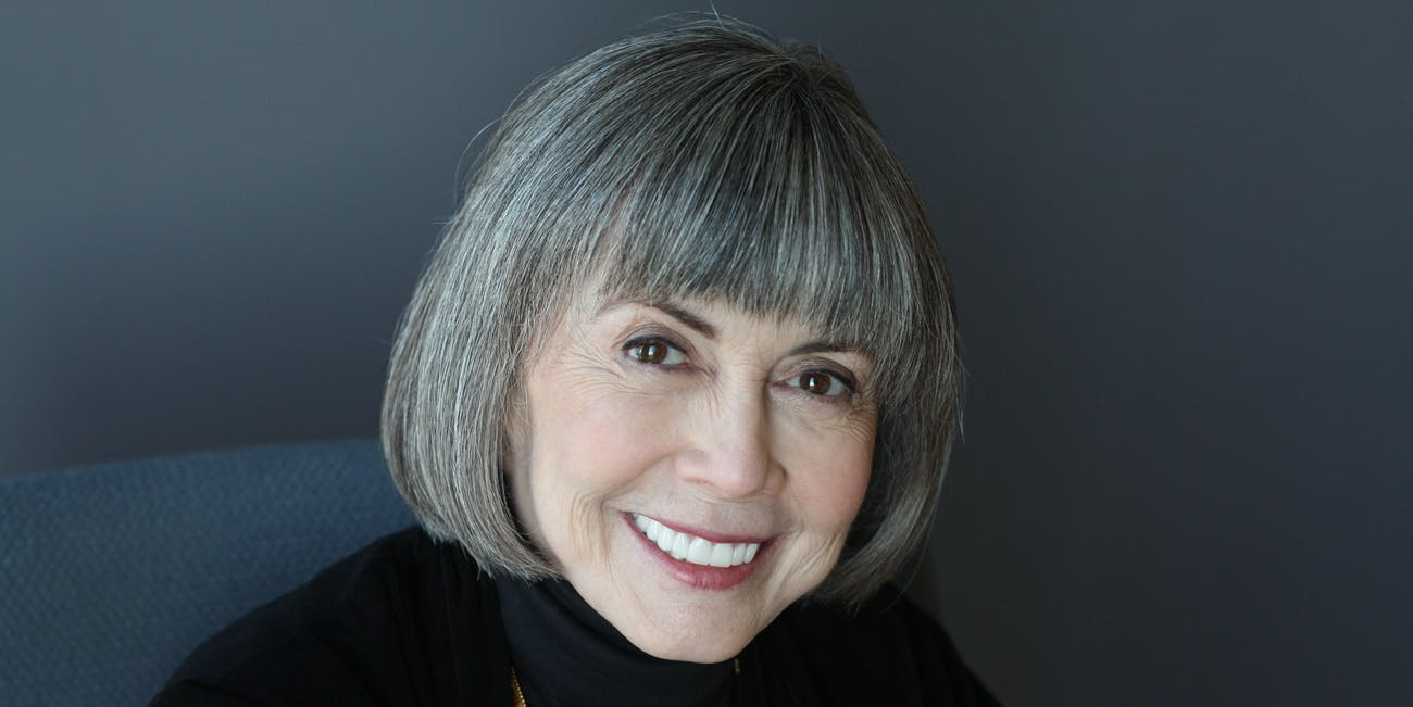 Anne Rice on the 40th anniversary of 'Interview With The Vampire'