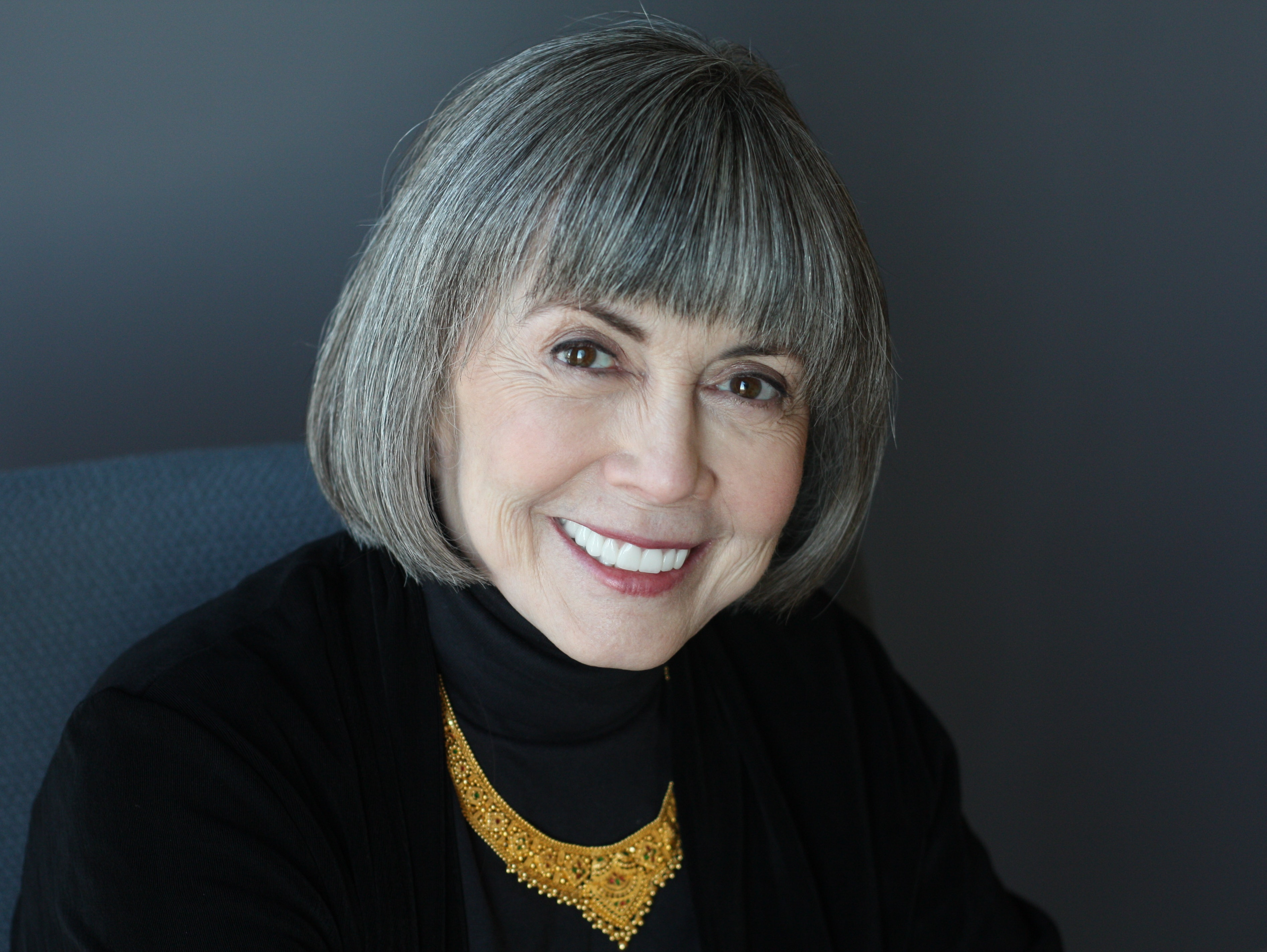 Why Anne Rice Is Still in Love with Lestat 40 Years Later