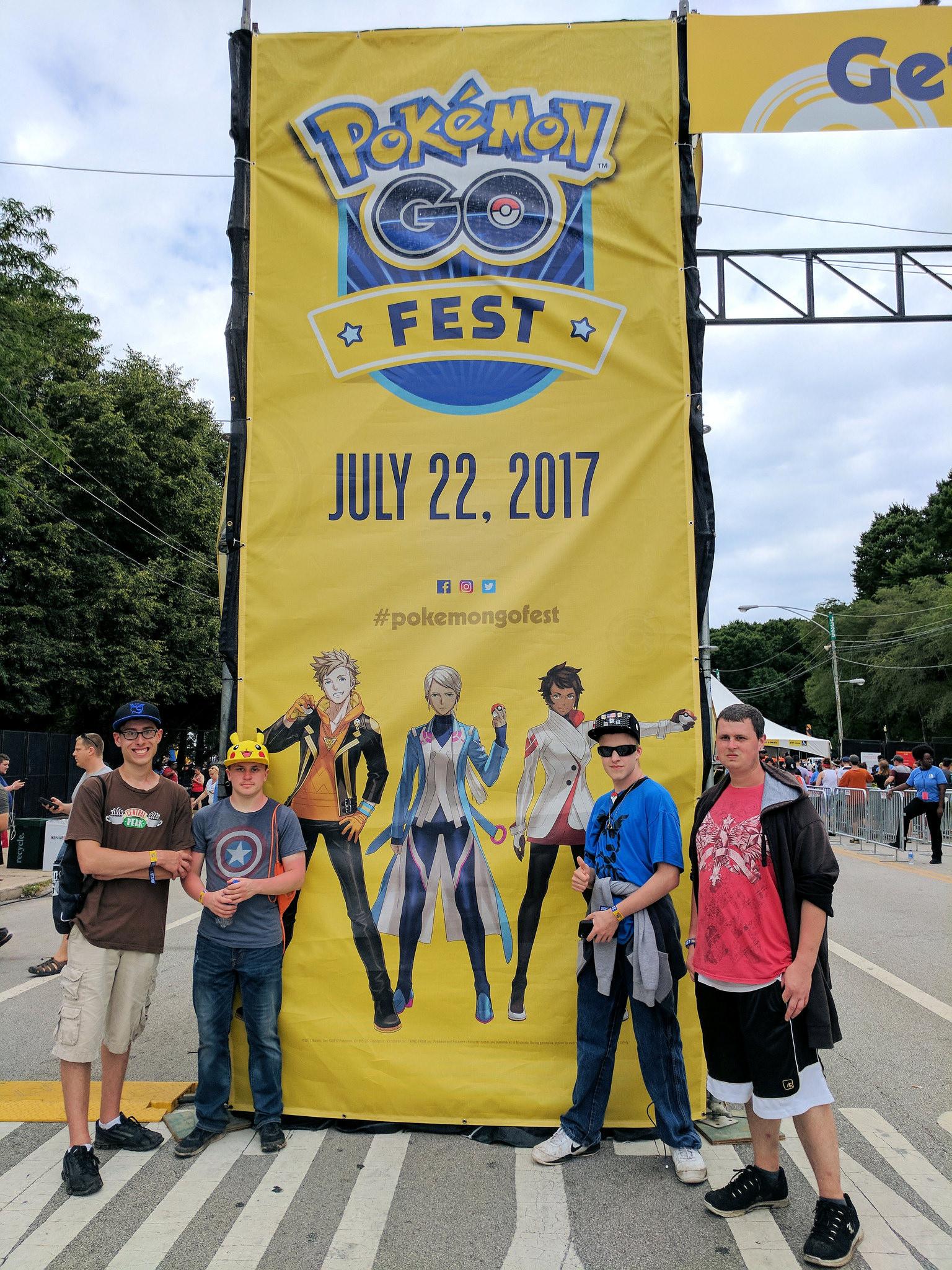 Pokemon GO Fest 2018: Fans Forgive Niantic for 2017 Debacle | Inverse