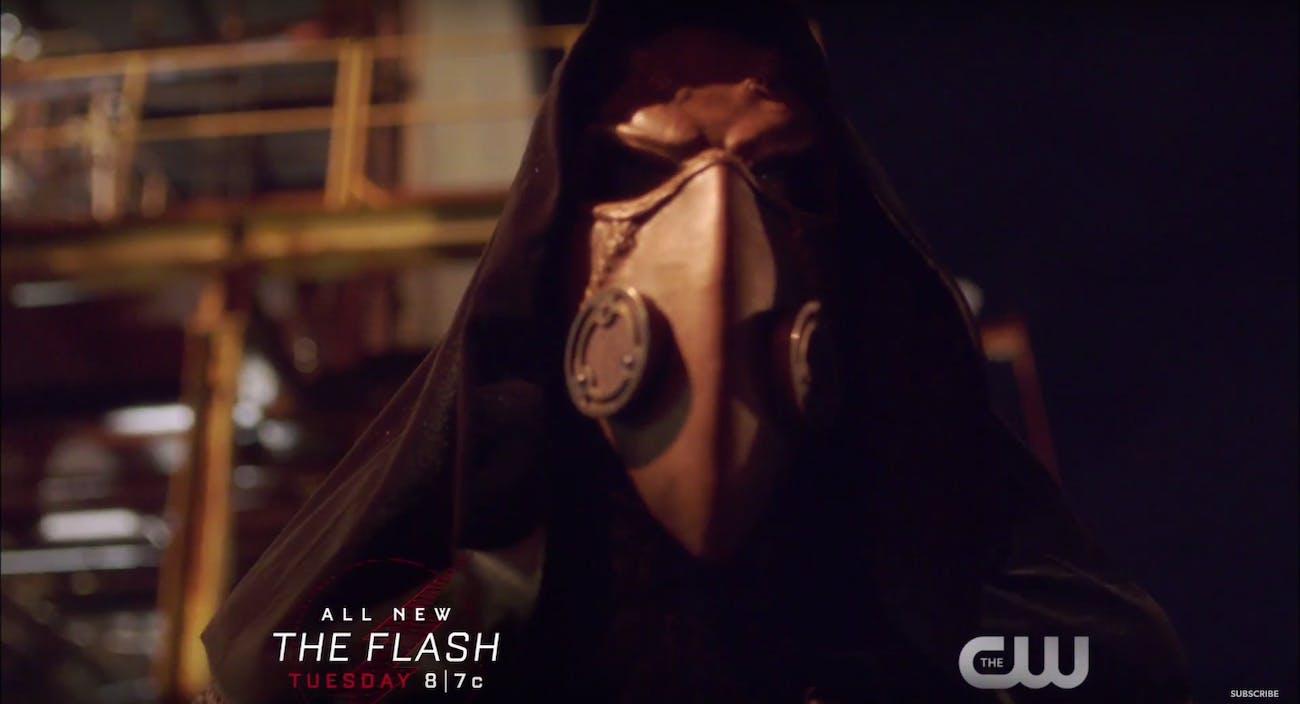 Doctor Alchemy The Flash Season 3
